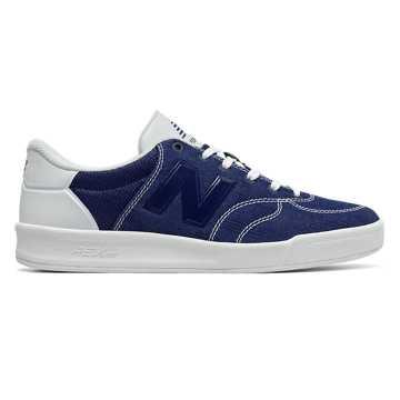 New Balance CRT300系列复古鞋, 藏青色