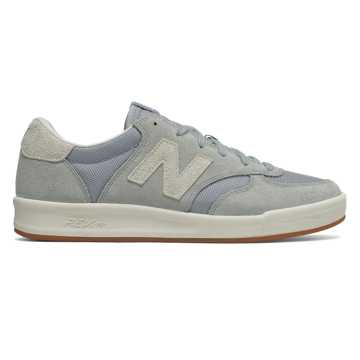 New Balance Suede 300, Silver Mink with Sea Salt