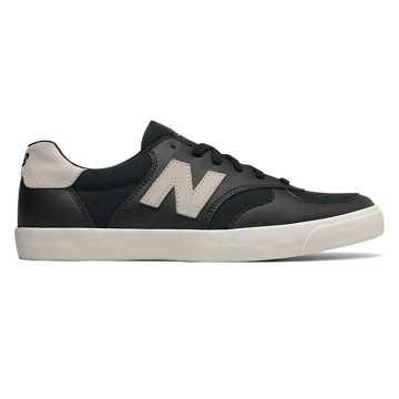 New Balance 300系列 中性款 休闲复古 舒适耐磨, 黑色