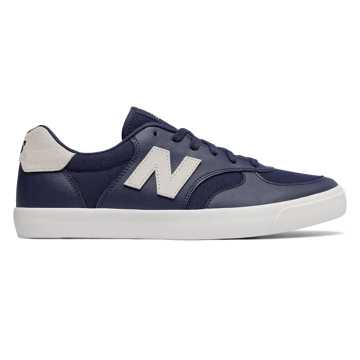 New Balance 300系列 中性款 休闲复古 舒适耐磨, 藏青色
