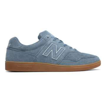 New Balance 288 Suede, Blue Aster with Gum