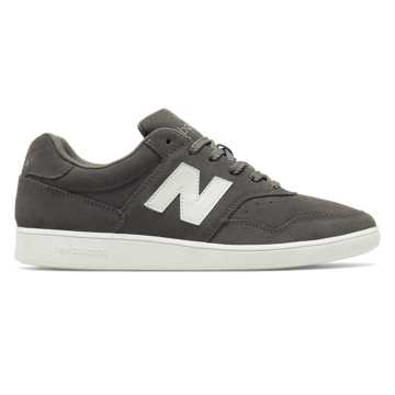 New Balance 288 Suede, Grey with White