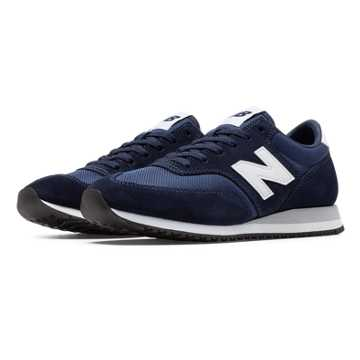 New Balance 620 New Balance, Navy with White