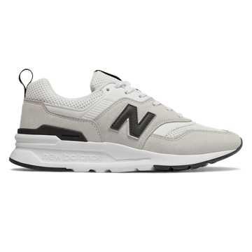 New Balance 997H  女款 轻质舒适 个性时尚, 白色