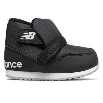 New Balance 996系列童款 小童 雪地靴, 黑色