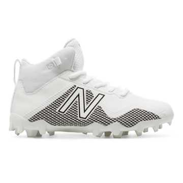 New Balance Junior FreezeLX, White with Black