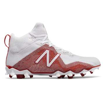 New Balance FreezeLX, White with Red