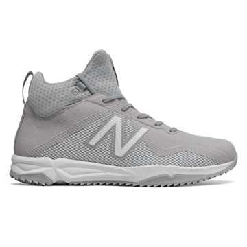 New Balance FreezeLX Turf, Light Grey with White