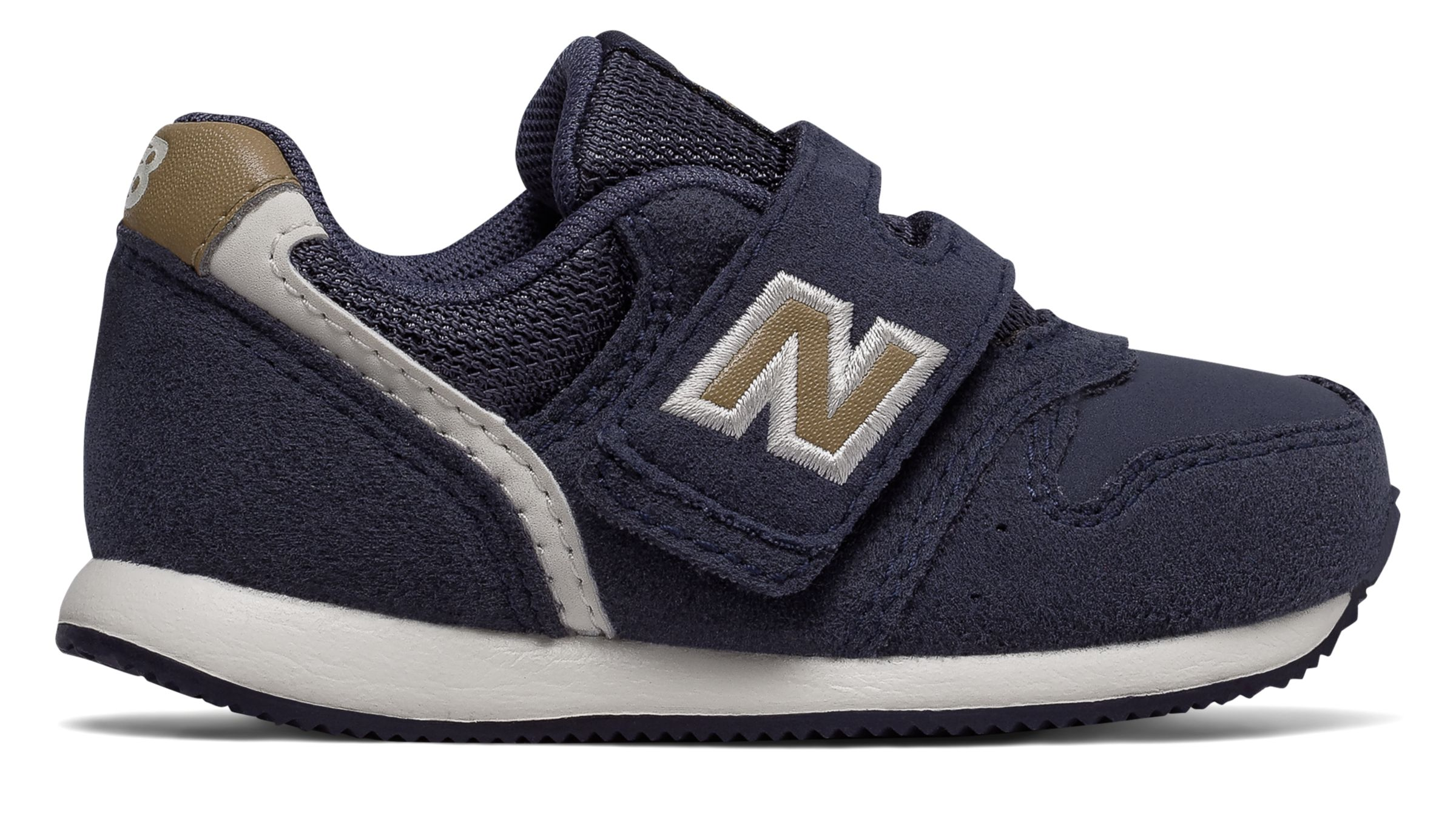 NB 996 New Balance, Navy with Beige