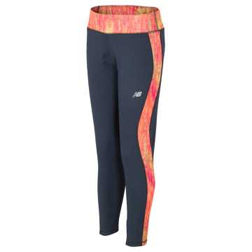 New Balance Fashion Performance Tight, Thunder
