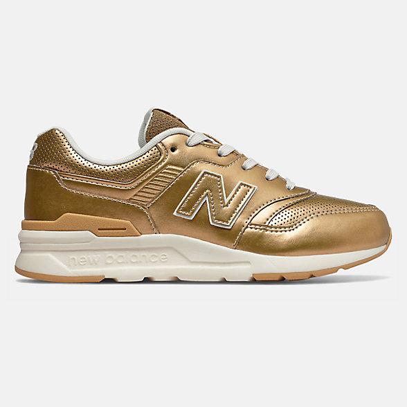 뉴발란스 New Balance 997H,Classic Gold with Sea Salt