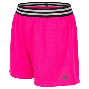New Balance Core Short, Pink Glo