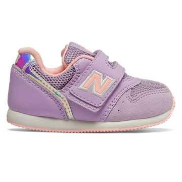 New Balance 996系列 运动鞋 小童 脚感舒适 稳固耐磨, 浅紫色