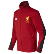 NB LFC Elite Training Junior Presentation Jacket, Red Pepper
