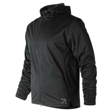 New Balance J.Crew Intensity Jacket, Black