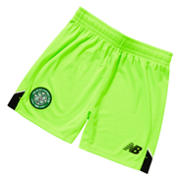NB Celtic Jr Home GK Short, Toxic