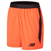 NB LFC 3rd Junior Short , Bold Citrus