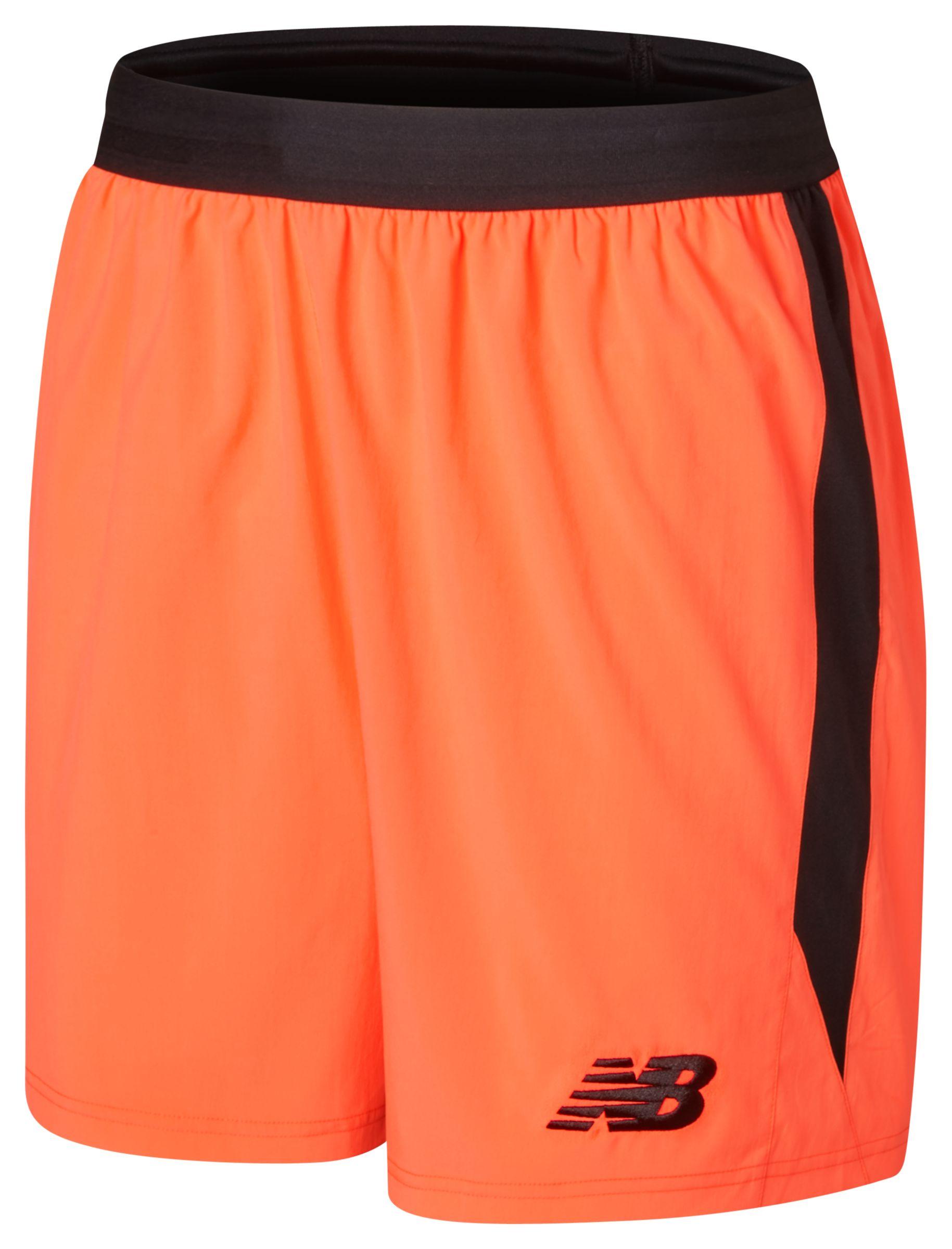 NB LFC 3Rd Junior Short, Bold Citrus
