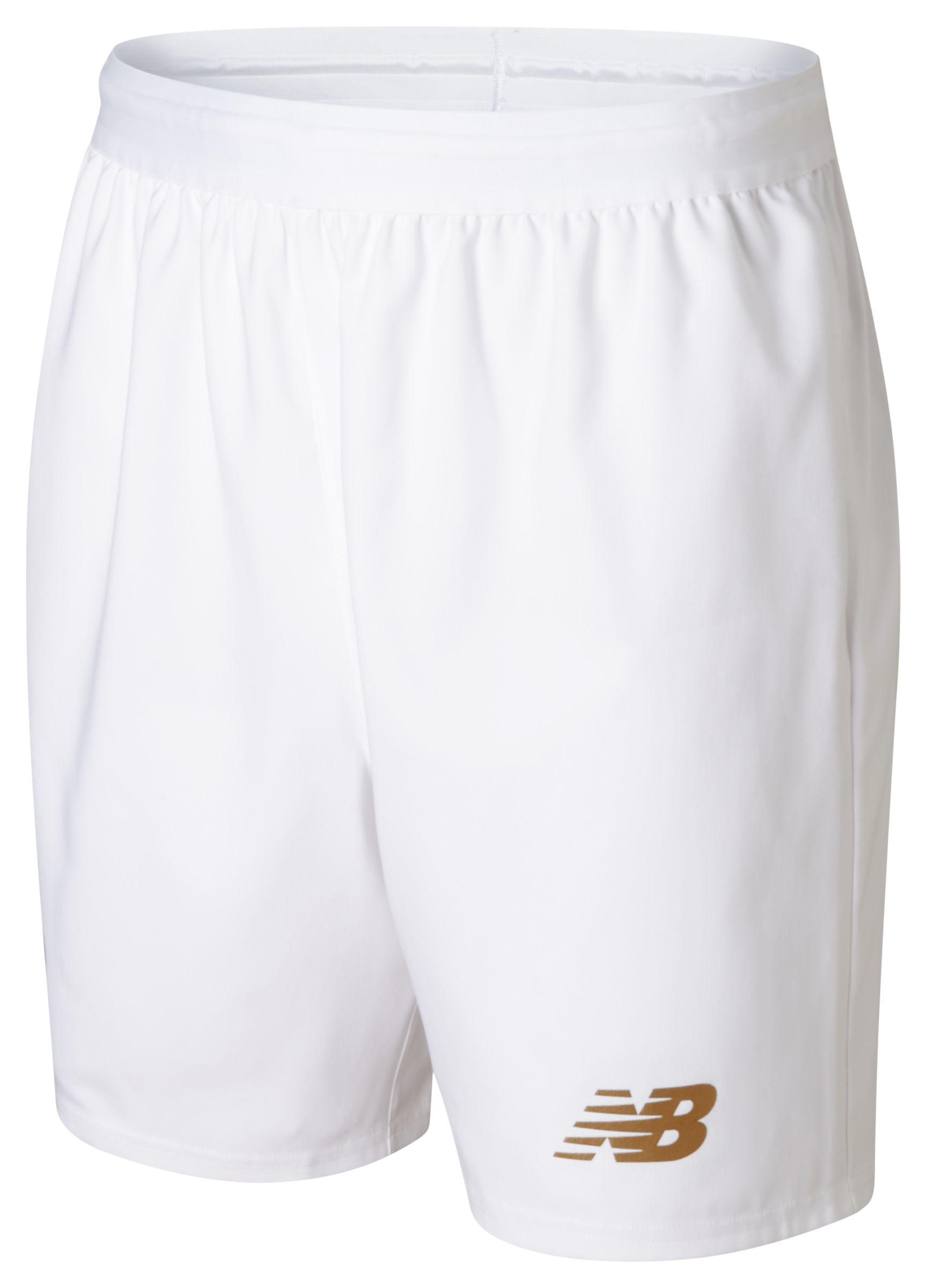 NB CFC Home Junior Short, White