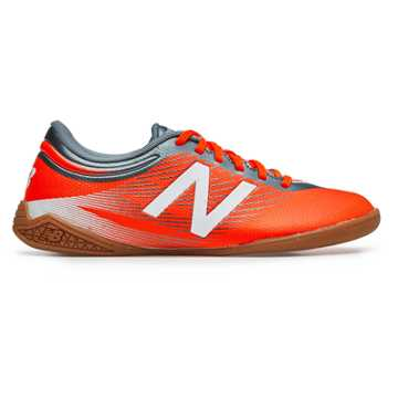 New Balance Junior Furon 2.0 Dispatch IN, Tornado with Alpha Orange