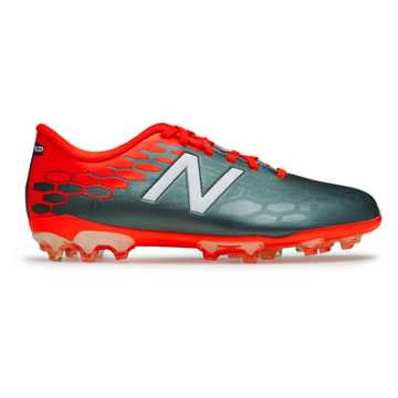 New Balance Junior Visaro 2.0 Control AG, Tornado with Alpha Orange