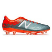 New Balance Junior Visaro 2.0 Control FG, Tornado with Alpha Orange