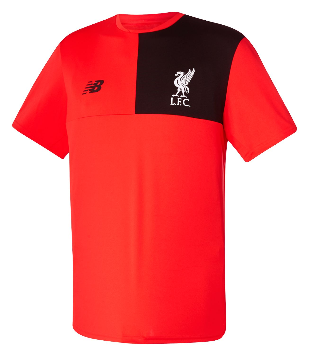 NB LFC Jr Elite Training SS Jersey, Flame