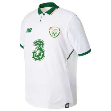 New Balance FA Ireland Junior Away SS Jersey, White