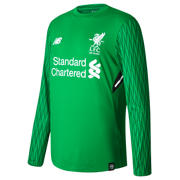 NB LFC Home Junior GK LS Jersey, Jolly Green
