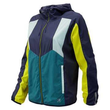 new balance color block jacket