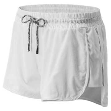 New Balance J.Crew Mesh Short, White