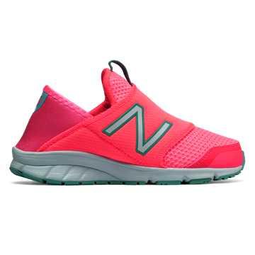 New Balance New Balance 150 Slip On, Pink with Teal
