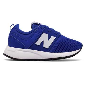 New Balance 247 Classic, Blue with White