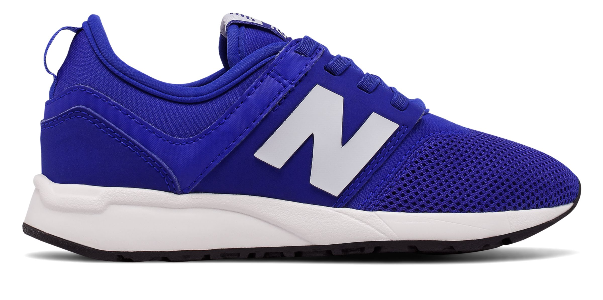 NB 247 New Balance, Blue with White