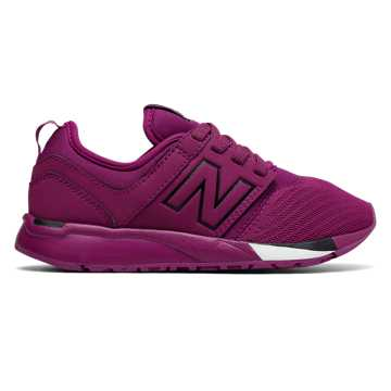 New Balance 247 Sport, Deep Jewel with Black