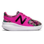 New Balance FuelCore Coast v3, Pink Glo with Green