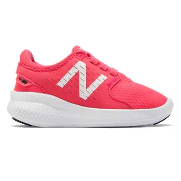 New Balance FuelCore Coast v3, Pink with White