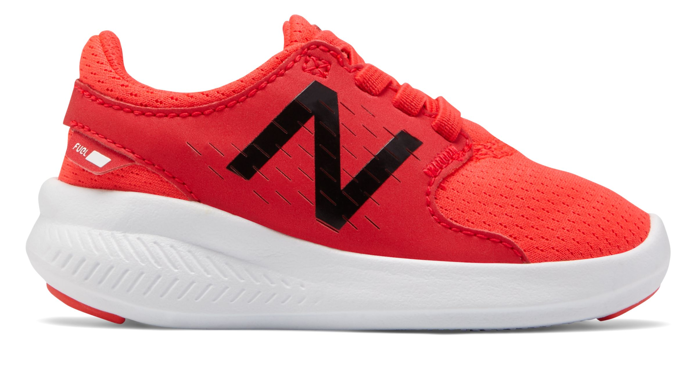 NB FuelCore Coast v3, Red with Black