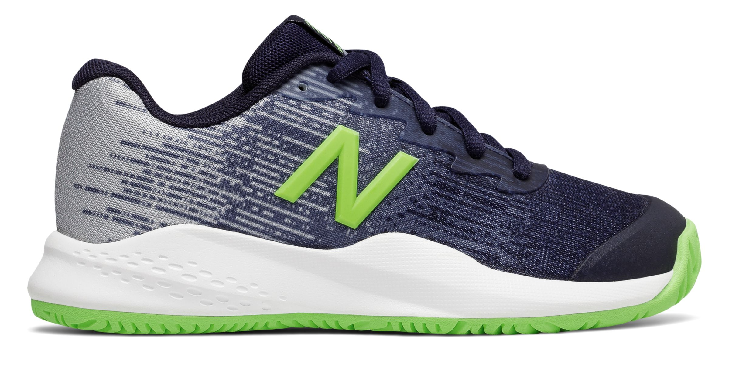 NB New Balance 996v3, Pigment with Light Cyclone & Energy Lime