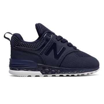New Balance 574 Sport, Navy