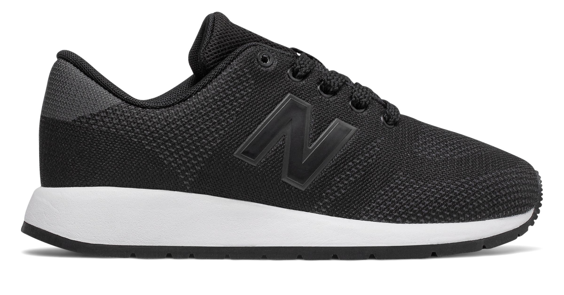 NB 420 New Balance, Black with Grey