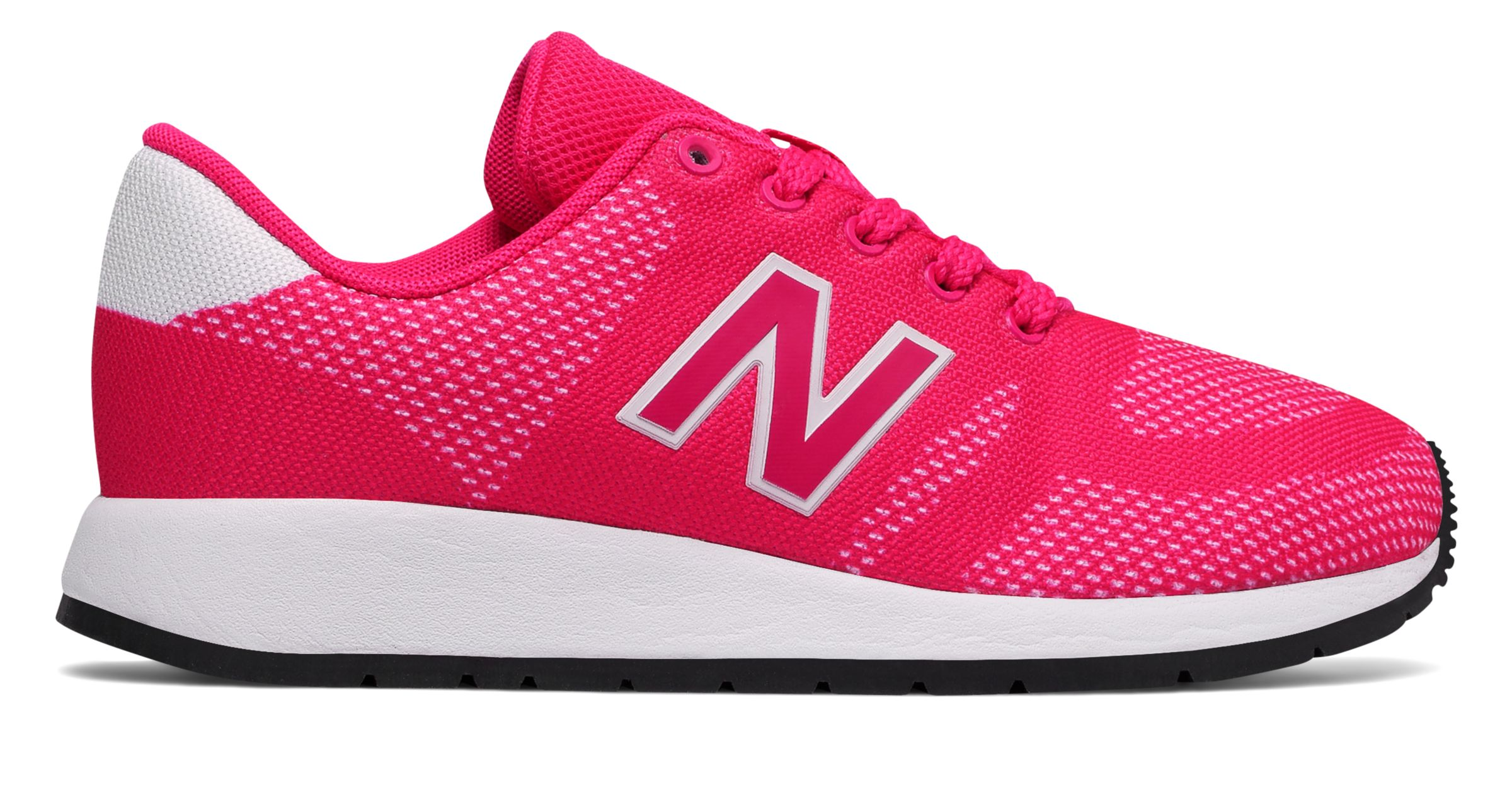 NB 420 New Balance, Pink with White