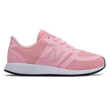 New Balance 420 New Balance, Pink with Exuberant Pink