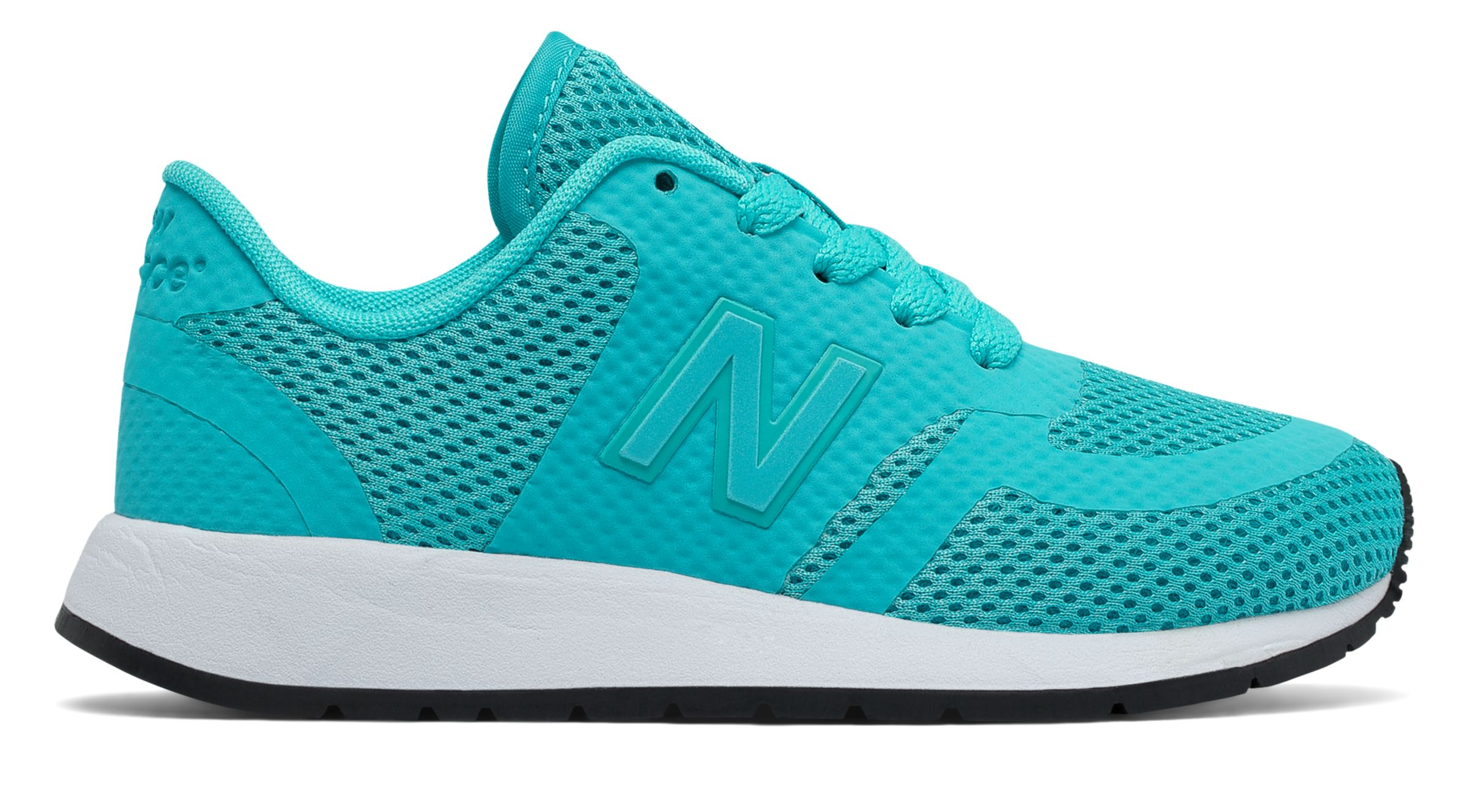 NB 420 New Balance, Teal with White