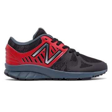 New Balance New Balance 200, Black with Red
