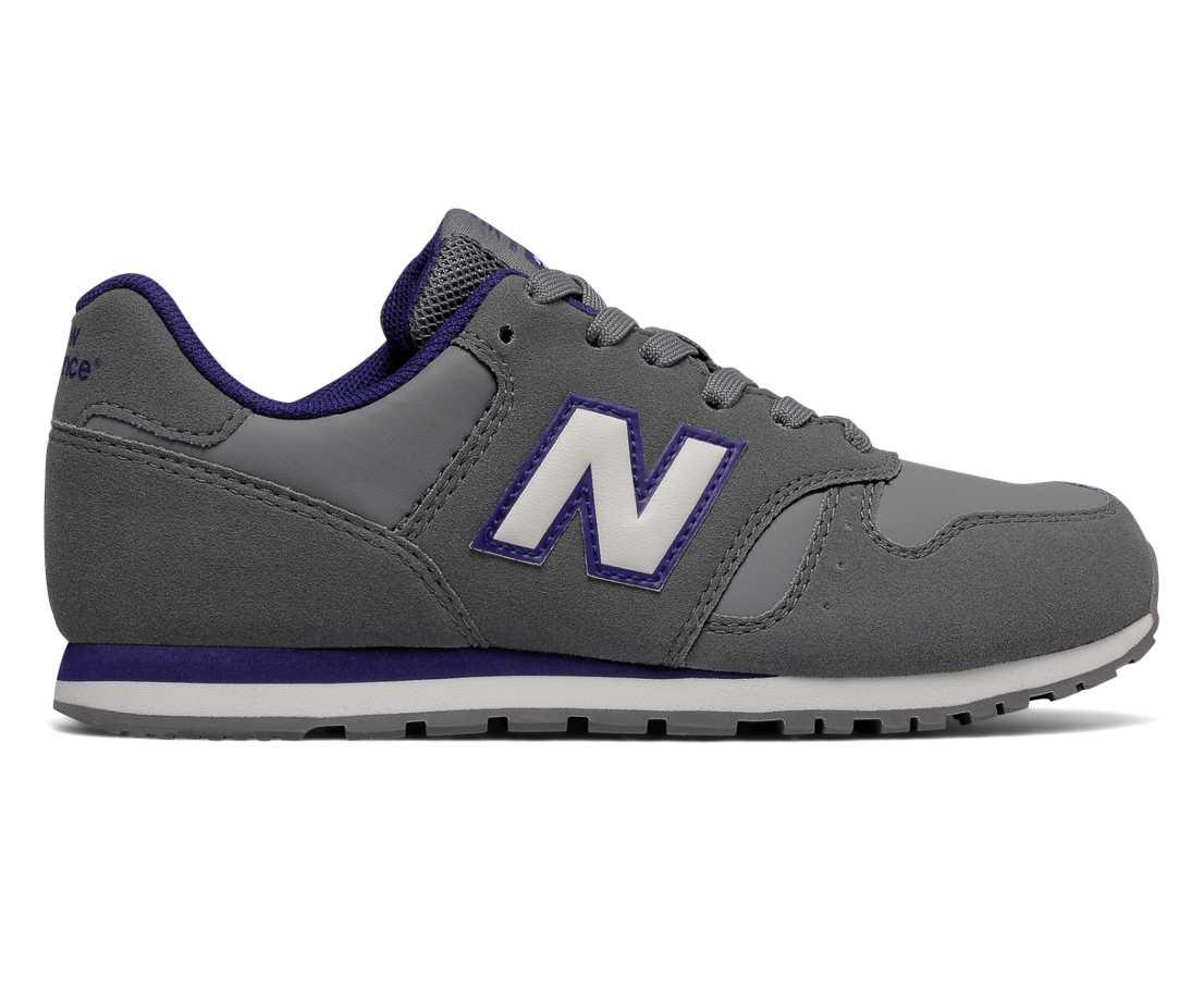 new balance 7.5 ladies purple 373