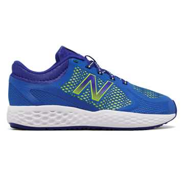 New Balance New Balance 720v4, Blue with Lime Glo