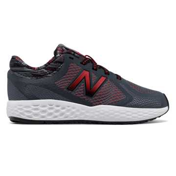 New Balance New Balance 720v4, Dark Grey with Red