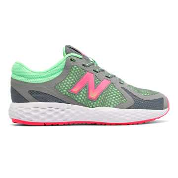 New Balance New Balance 720v4, Grey with Pink Glo & Mint