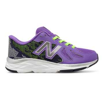 New Balance New Balance 790v6, Purple with Lime Glo